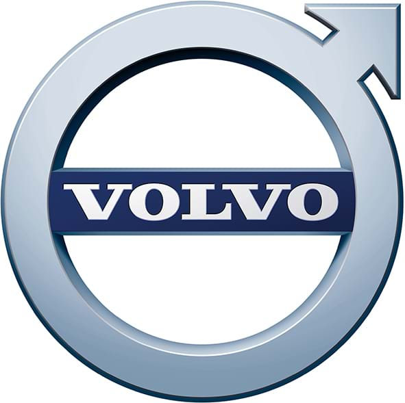 Logo Volvo Cars Recycling